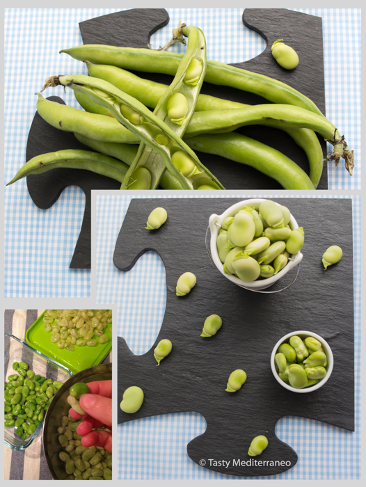 Tasty-mediterraneo-lentils-raspberry-salad-recipe-fava-beans