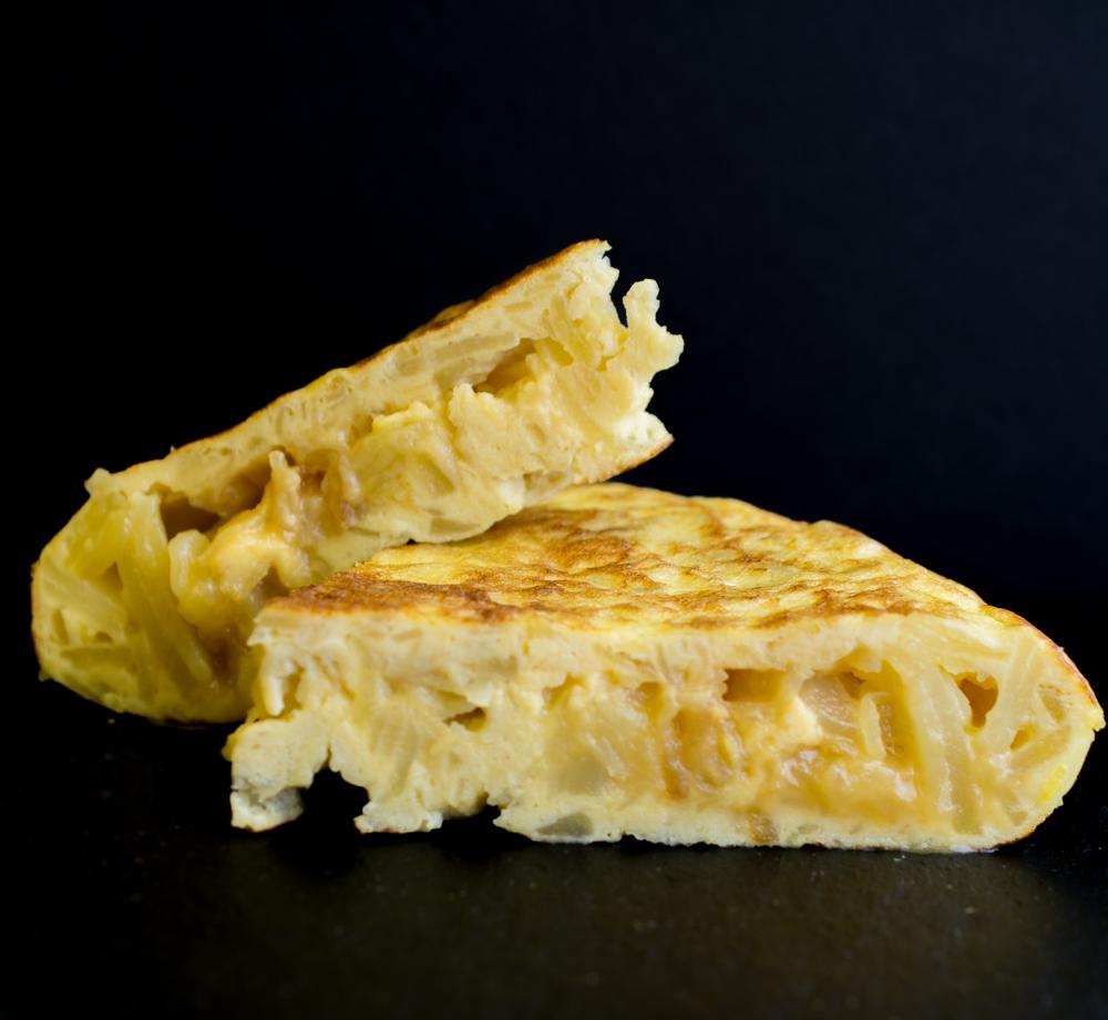 la meilleure omelette