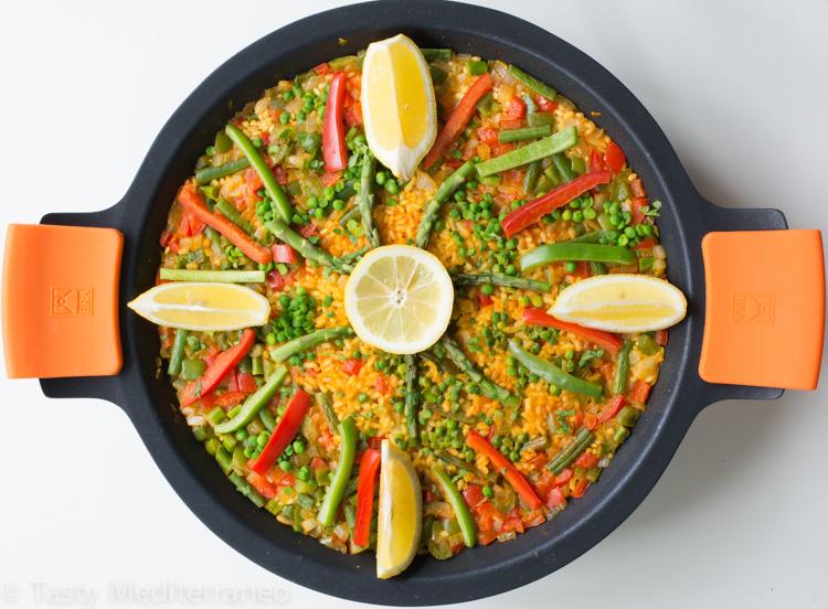 tasty-mediterraneo-vegetarian-paella-vegan-paellera-healthy-recipe