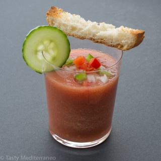 Andalusian Gazpacho – Chilled tomato soup