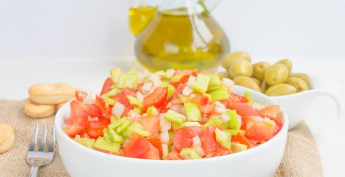Trampó (Majorcan salad)