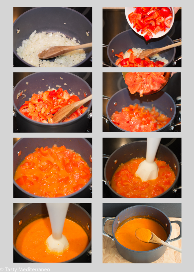 Tasty-mediterraneo-red-peppers-tomatoes-sauce