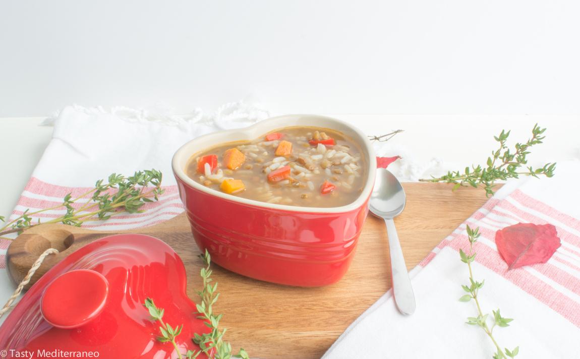 Tasty-mediterraneo-rice-lentils-stew