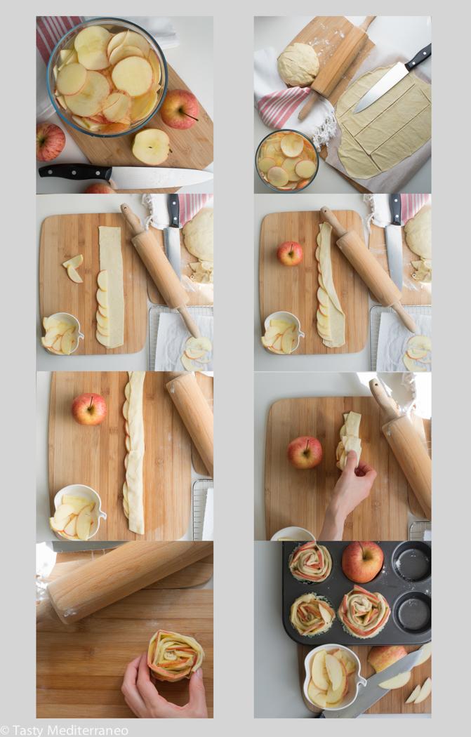 Tasty-mediterraneo-apple-roses-recipe