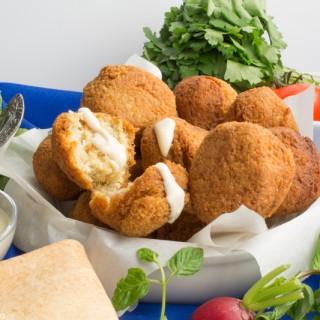 Falafel mediterráneo