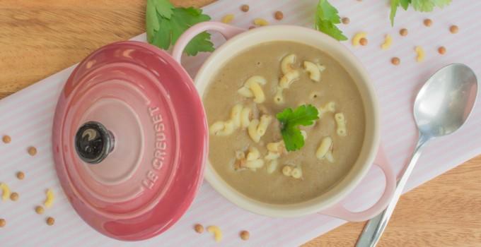 Rishta – Lebanese lentil soup