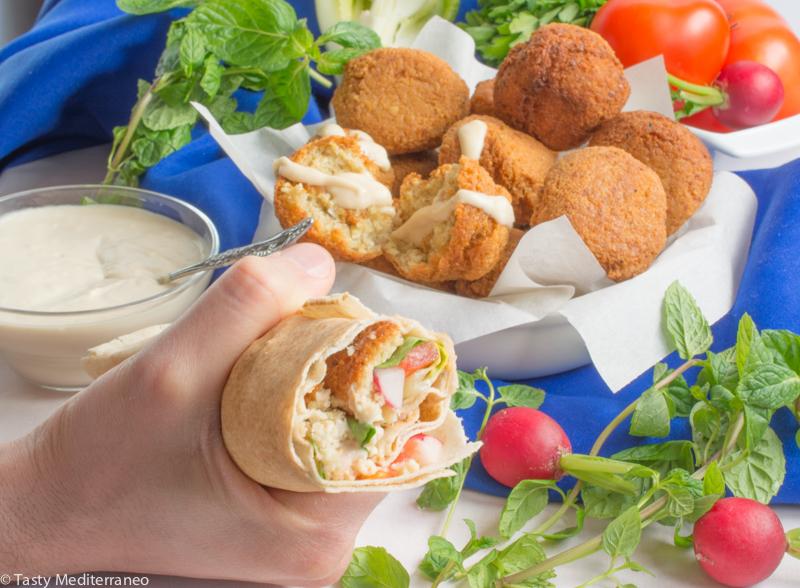 Tasty-Mediterraneo-vegan-falafel