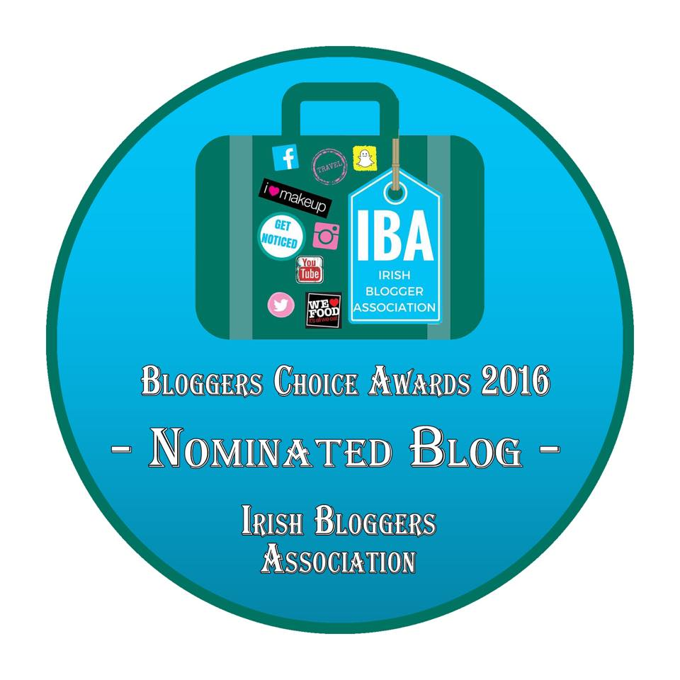 Irish Blogger Choice Awards
