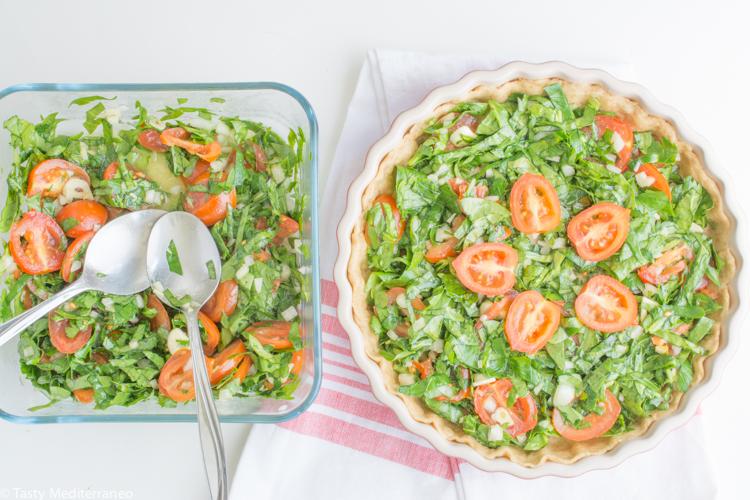 Tasty-Mediterraneo-parsley-flatbread