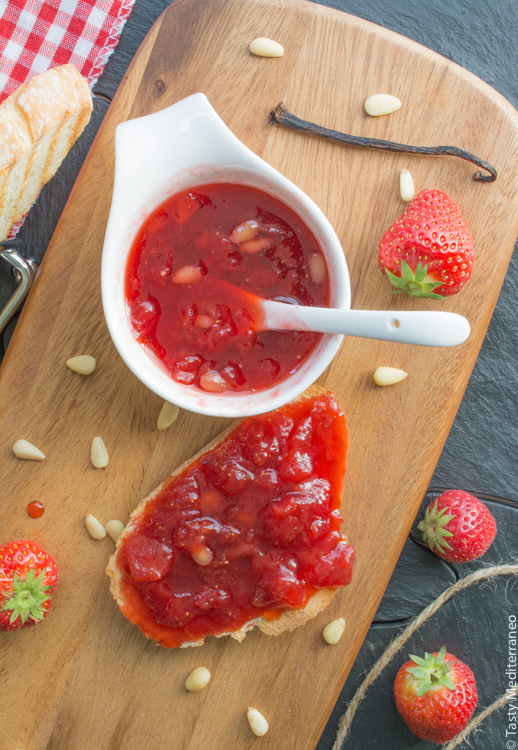 Tasty-mediterraneo-mermelada-fresas-vainilla-piñones
