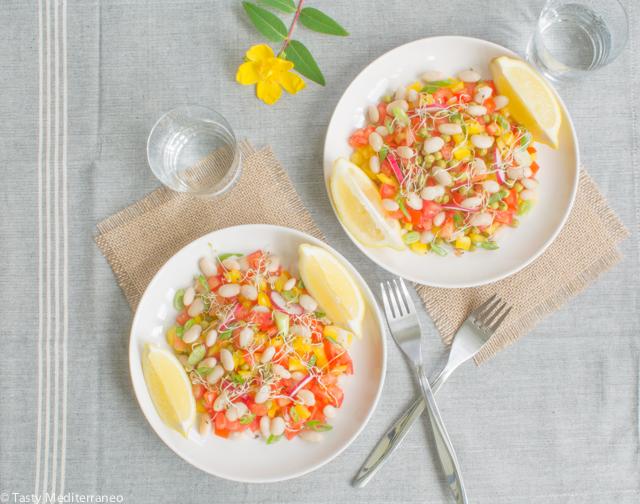 Tasty-Mediterraneo-salad-cannellini-bean