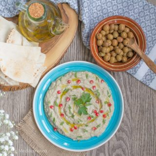 Lebanese baba ghanoush