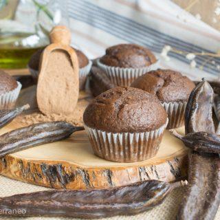 Muffins à la caroube et à l'HOVE