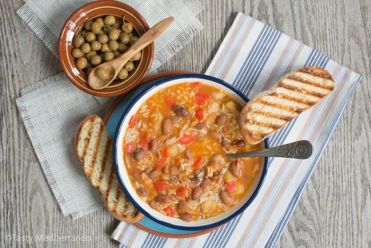 tasty-mediterraneo-pinto-beans-rice-stew