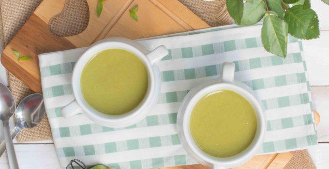 Sopa de col y verduras