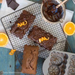 Chocolate, Orange & EVOO Loaf Cake