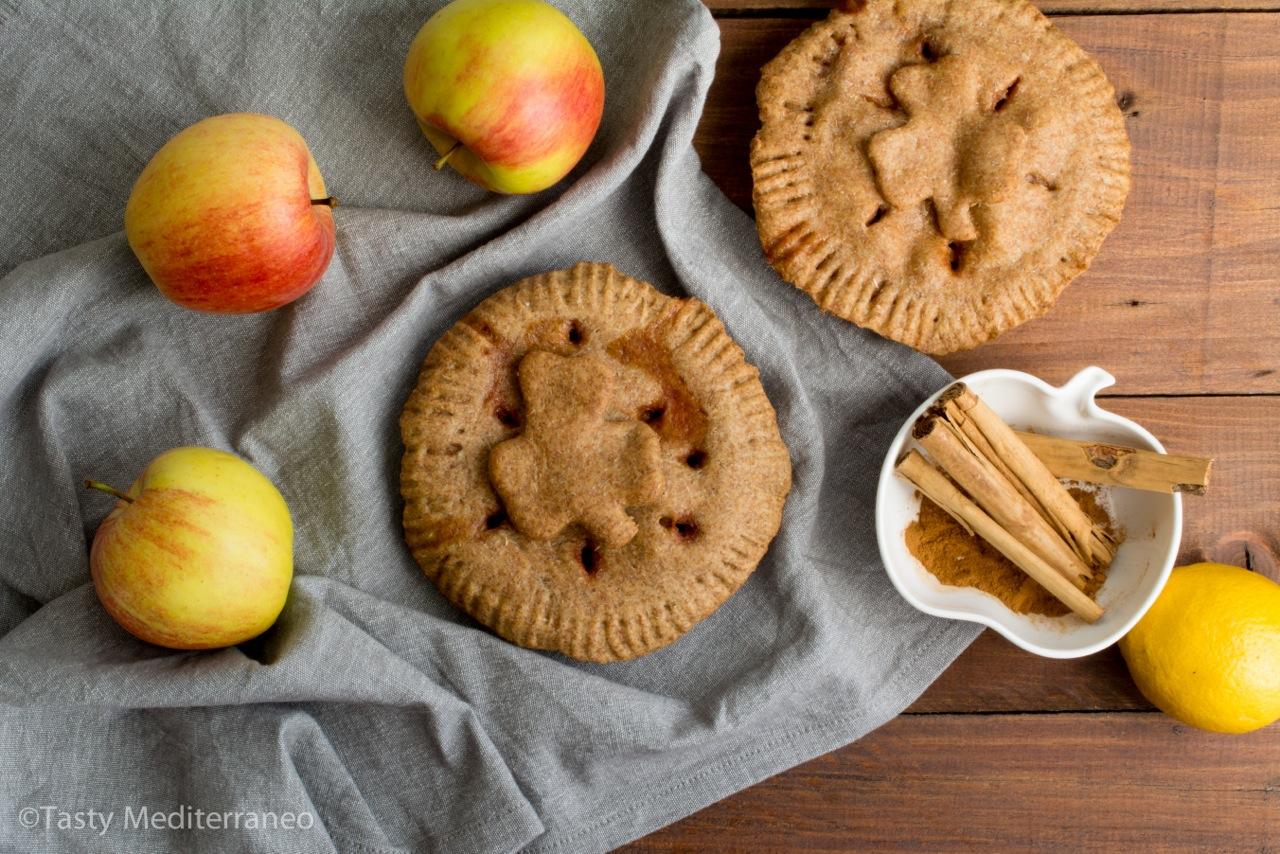 carbs in apple pie