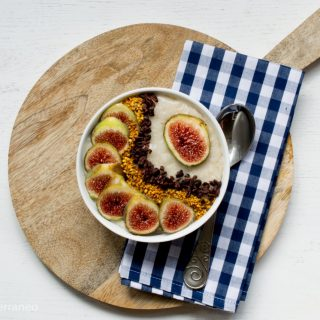 Fresh fig breakfast recipes