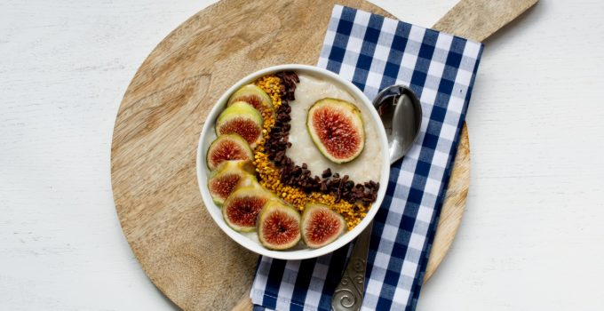 3 Fresh fig breakfast recipes