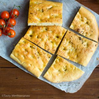 خبز فوكاتشا
