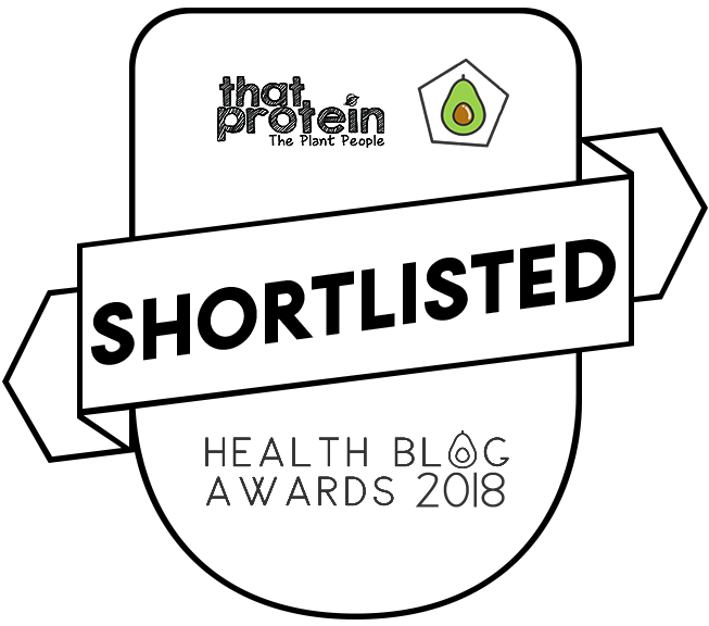 Health Blog Awards UK - HBC
