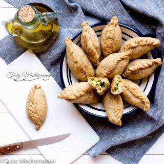 Cocarrois: empanadas de Pâques de Majorque
