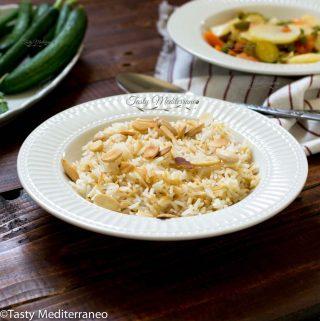 الأرز اللبناني بالشعيرية