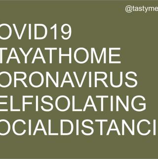 Coronavirus (COVID-19) and food