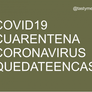 Coronavirus (COVID-19) y alimentación
